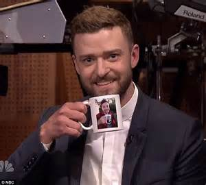 Amazing Coffee Mugs Justin Timberlake Reveals Son Silas First Word On The