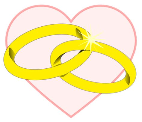 wedding ring clipart | clipart panda free clipart images