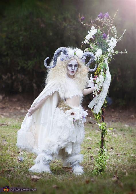 beautiful satyr costume