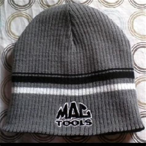 tool beanie free mac tools revealable beanie hat s clothing