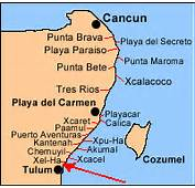 Pics Photos  Riviera Maya Costa Maps