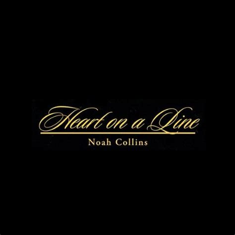 heart amazon music on a line by noah collins on