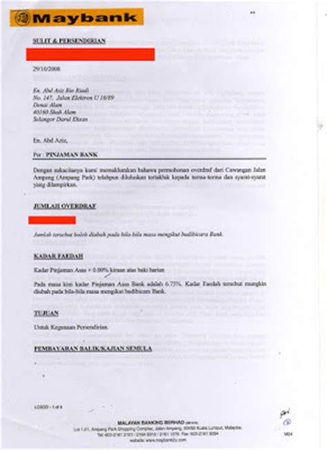 Contoh Letter Of Offer No Ptptn Contoh Z November 2016