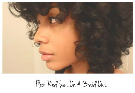 flexi rod with moouse braids how to do a flexi rod set on an old braid out