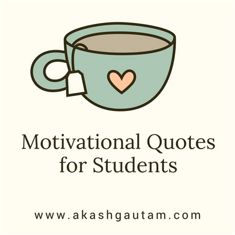 Quotes For Students Motivational Phrases For Students Pictures To Pin On
