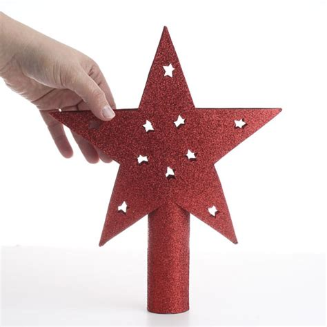 tree topper crafts glitter tree topper trees and toppers
