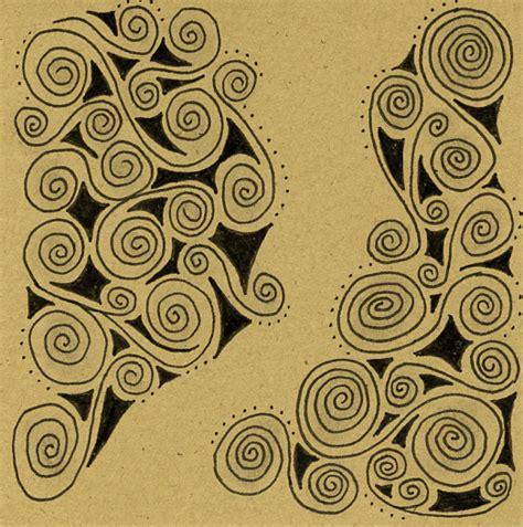 zentangle pattern ibex linda s crafty inspirations