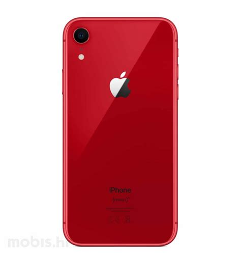 apple iphone xr 128gb crveni mobiteli