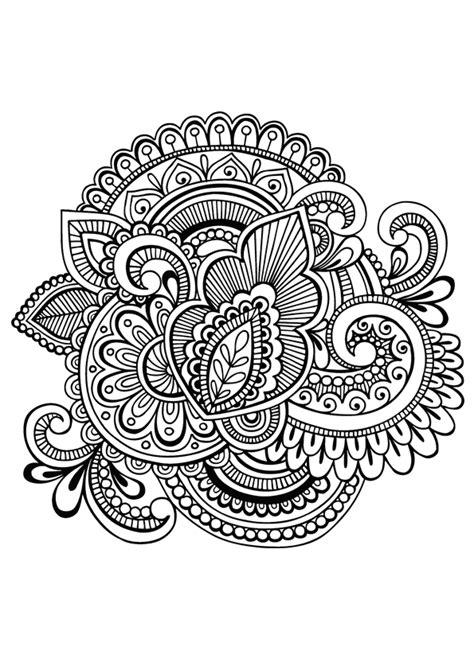 mandala coloring pages jumbo les mandalas orientaux envie du jour