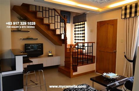 camella homes interior design carmela model house interior house best design