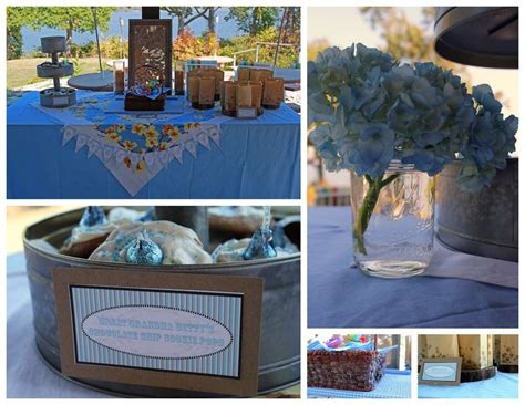Country Baby Shower Decorations by Country Baby Shower Ideas Sorepointrecords