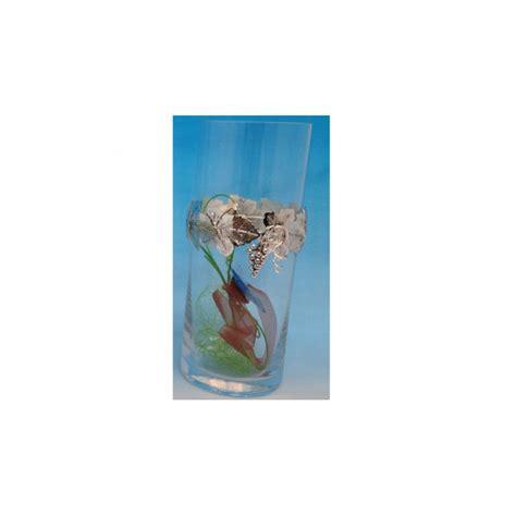 vaso di cristallo vaso cristallo argento