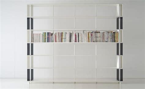 scaffali ikea metallo scaffale moderno skacc6 bicolore in metallo e legno per
