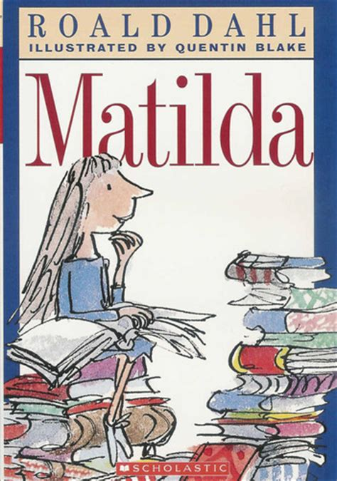 pictures of matilda the book differences between matilda book vs page 1