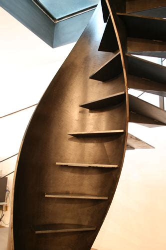 Helix Stairs by Metal Spiral Staircase Staircase123