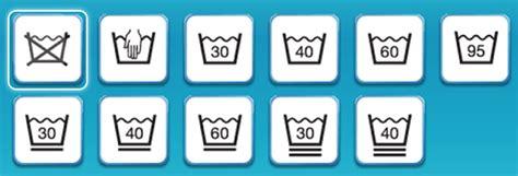 Simbolo Lavaggio In Lavatrice by Cosa Significano I Simboli Della Lavatrice