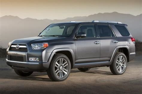 2013 Toyota 4runner Reviews 2013 Toyota 4runner New Car Review Autotrader
