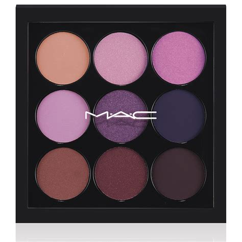 Eyeshadow X 9 Purple Times Nine mac purple times nine eyeshadow x 9 palette kaufen