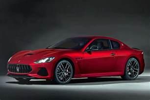 Maserati Gt Maserati Granturismo Receives A Facelift For 2018 Evo
