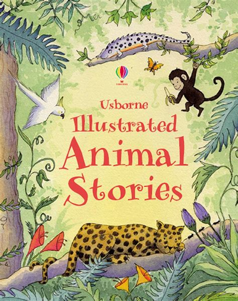 illustrated animal stories at usborne books at home