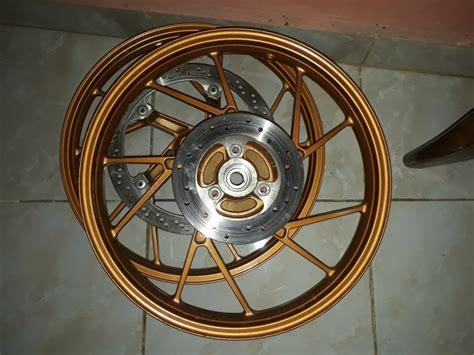 Seleborsleborspark Boardspakbor Belakang Satria Fu Copotan Motor jual velg racing ori satria fu 14 gold di lapak syaldy putra syaldykamil