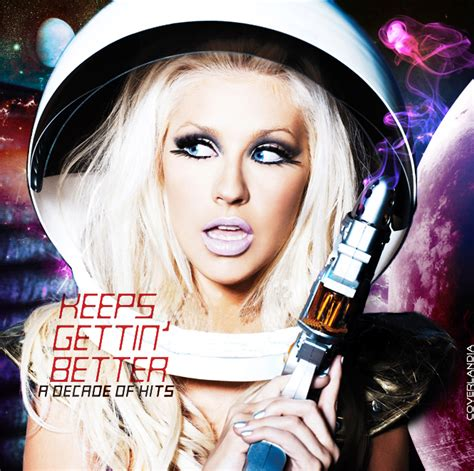 Aguilera Just Keeps Gettin Better by Aguilera Keeps Gettin Better A Photo On