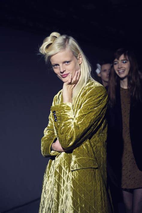 Trend Velvet by Dries Noten Arbesser Fall Winter 2016 2017 Fashion