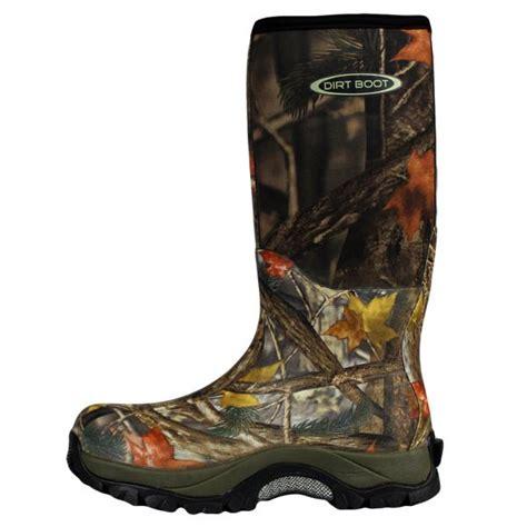 camo muck boots dirt boot neoprene wellington muck boot pro sport camo ebay
