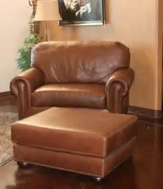 leather chair handmade in america custom furniture