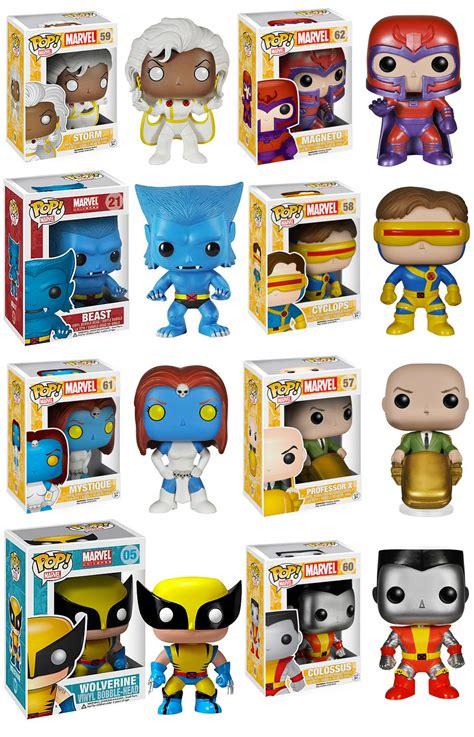 Funko Pop Marvel Xmen Colossus classic funko pop figures mightymega