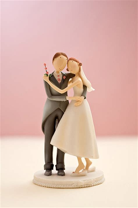Handmade Wedding Cake Toppers - 20 unique wedding cake toppers amo images amo images