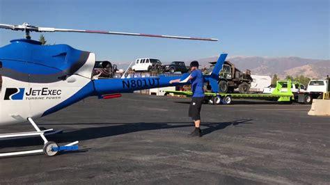 Exec Jet rotorway jetexec turbine helicopter youtube