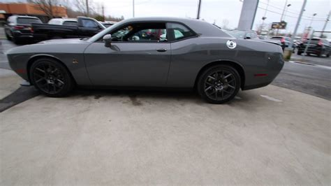 challenger and gray 2017 dodge challenger r t pack destroyer gray