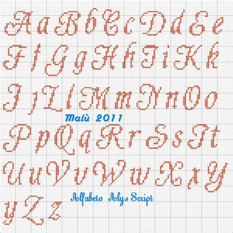 lettere dell alfabeto particolari l angolo di mal 249 4 un altro po di alfabeti e di scritte