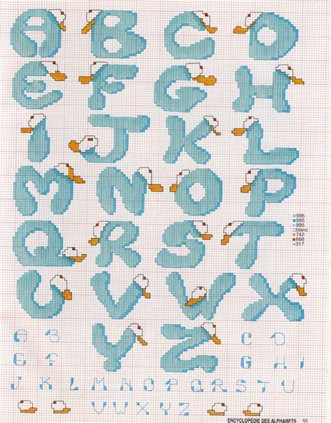 schema lettere punto croce schema punto croce alfabeto casquette punto croce