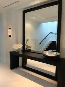 Modern Entryway Table The 25 Best Hallway Mirror Ideas On Pinterest Entryway
