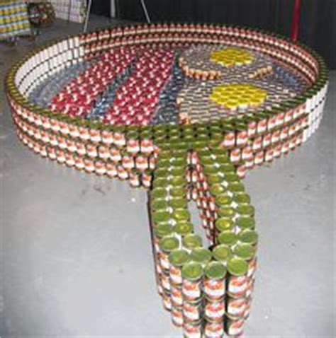 canned food sculpture ideas 1000 images about work ideas on professional