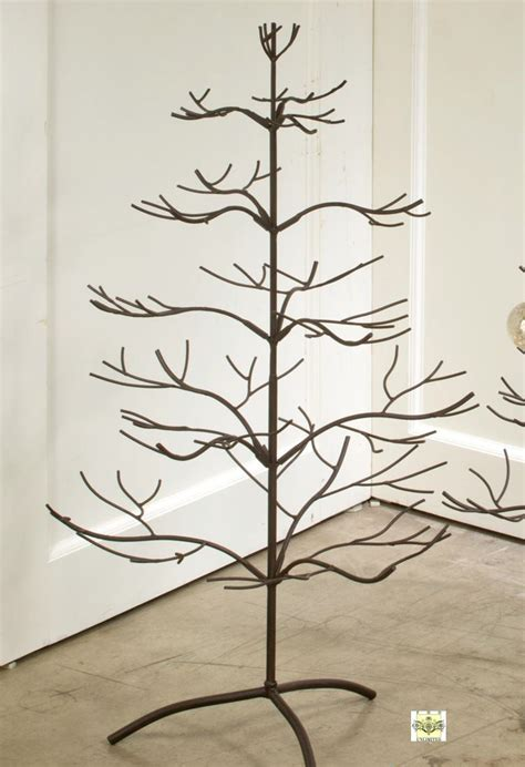 ornament trees brown natural 36 quot ornament display trees