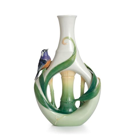 franz porcelain collection peace harmony bamboo