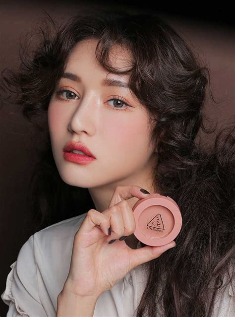 3ce Mood Recipe Blush www stylenanda