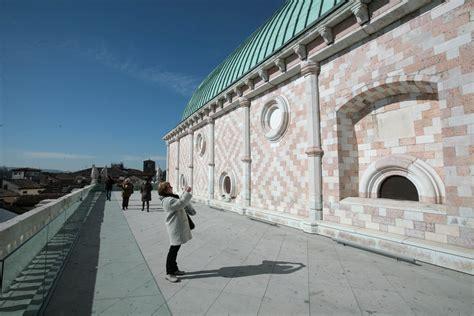 basilica palladiana terrazza basilica palladiana da oggi aperta teatro olimpico