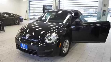 volkswagen beetle 2017 black 2016 volkswagen beetle black pearl stock 110877