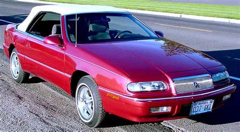 94 Chrysler Lebaron Convertible by 1994 Chrysler Le Baron Convertible