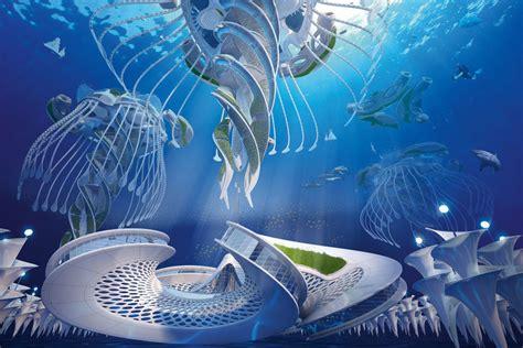 aequorea visitez la ville aquatique du futur