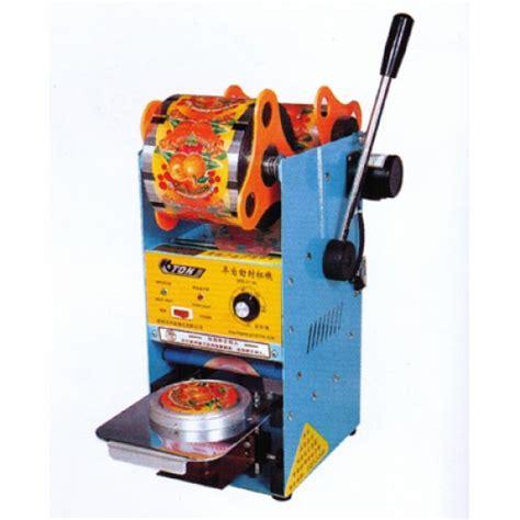 Cupsealer Eton Manual Komplit Lid Cup jual cup sealer manual alat press gelas plastik merk eton et d8 forza bandung