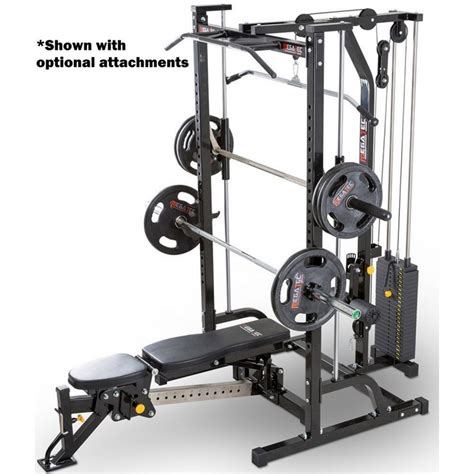 Small Smith Machine Home Megatec Smith Machine Mt Mp Compact Great Value Sam