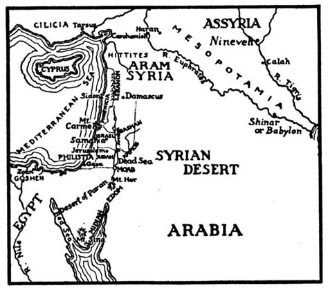 ancient middle east map judah maps of the ancient near and middle east