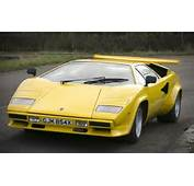 Lamborghini Countach LP400S Driven
