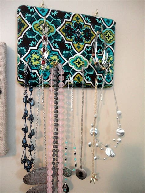 how to make your own jewelry organizer how to make your own wall mounted jewelry organizer