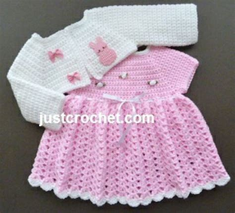 pattern free crochet baby dress cool crochet patterns ideas for babies hative